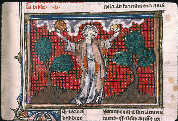 Paris, Bibl. Sainte-Geneviève, ms. 0020, f. 005