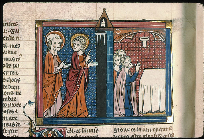 Paris, Bibl. Sainte-Geneviève, ms. 0021, f. 227v