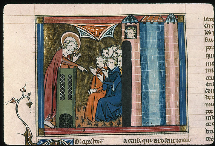 Paris, Bibl. Sainte-Geneviève, ms. 0021, f. 228v