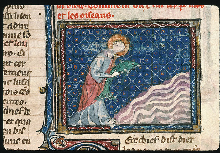 Paris, Bibl. Sainte-Geneviève, ms. 0022, f. 005v