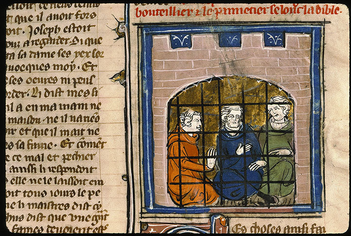 Paris, Bibl. Sainte-Geneviève, ms. 0022, f. 040