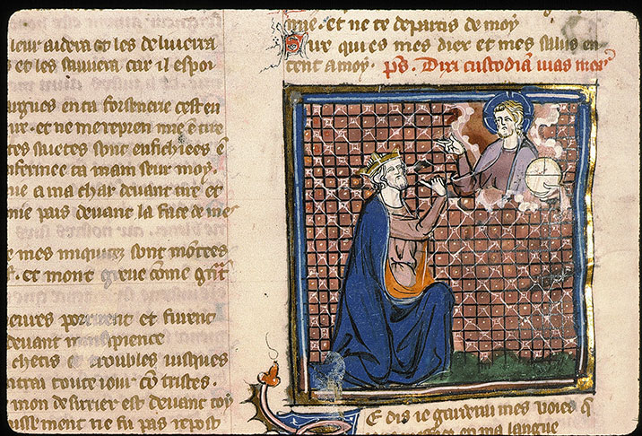 Paris, Bibl. Sainte-Geneviève, ms. 0022, f. 248v