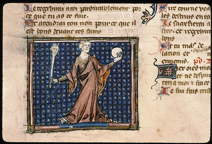 Paris, Bibl. Sainte-Geneviève, ms. 0022, f. 251v
