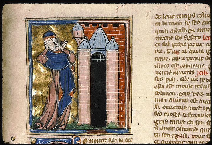 Paris, Bibl. Sainte-Geneviève, ms. 0022, f. 364