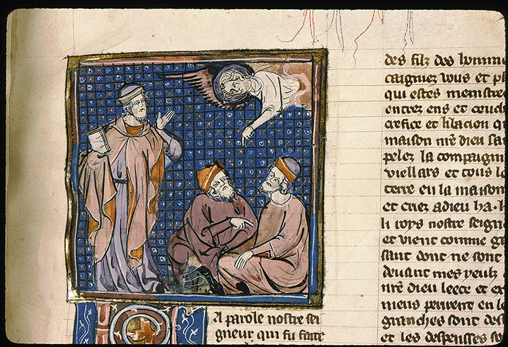 Paris, Bibl. Sainte-Geneviève, ms. 0022, f. 395
