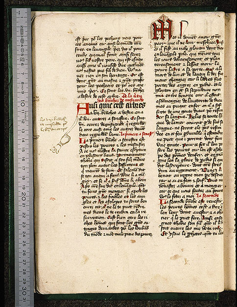Paris, Bibl. Sainte-Geneviève, ms. 0024, f. 005v