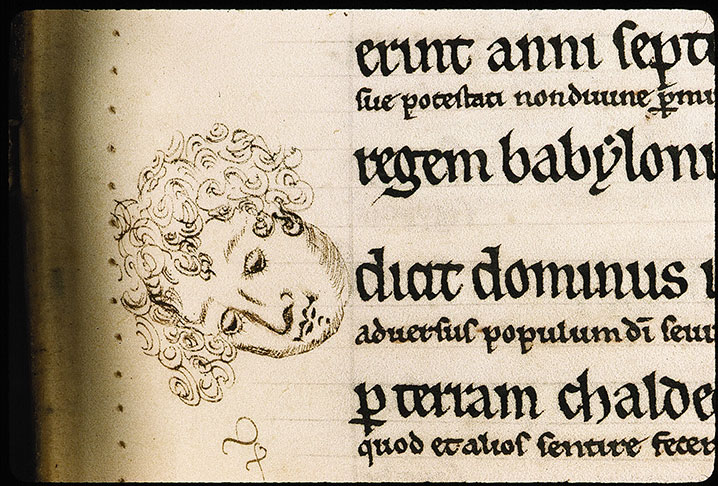 Paris, Bibl. Sainte-Geneviève, ms. 0031, f. 033