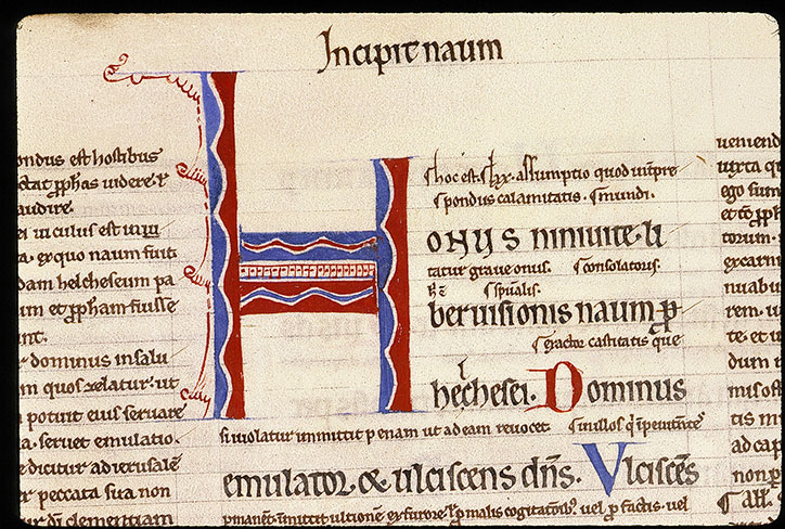 Paris, Bibl. Sainte-Geneviève, ms. 0031, f. 235v