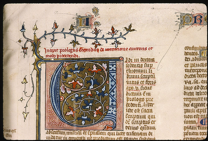 Paris, Bibl. Sainte-Geneviève, ms. 0034, f. 002