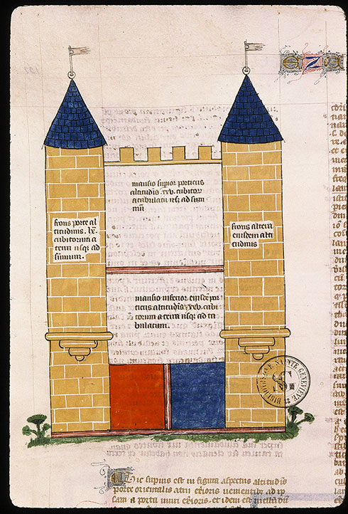 Paris, Bibl. Sainte-Geneviève, ms. 0035, f. 162v