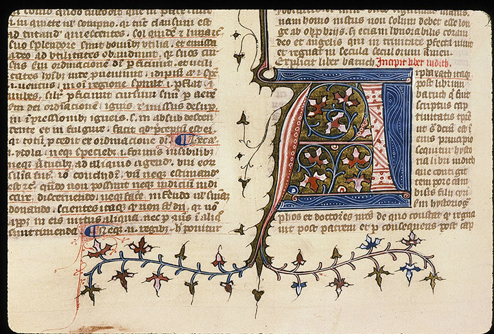 Paris, Bibl. Sainte-Geneviève, ms. 0035, f. 252v