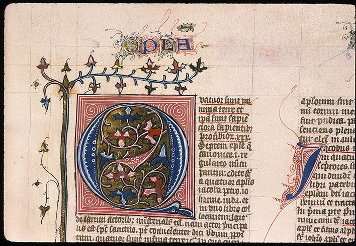 Paris, Bibl. Sainte-Geneviève, ms. 0036, f. 262