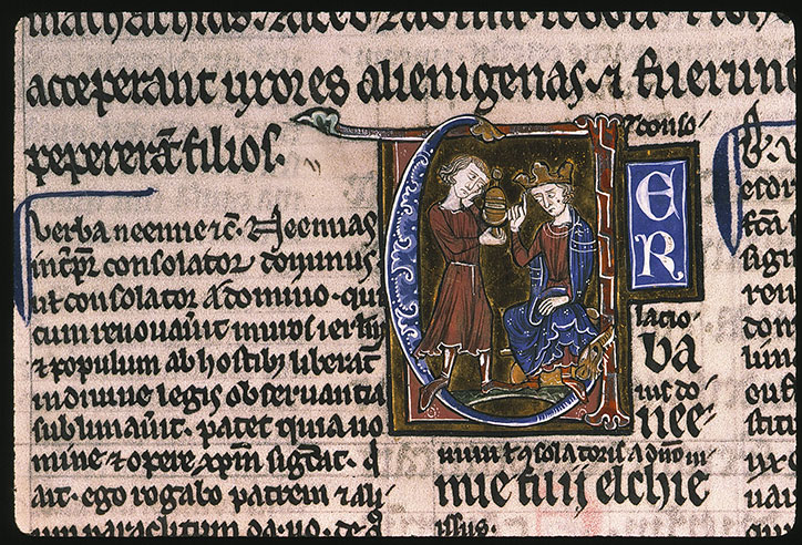 Paris, Bibl. Sainte-Geneviève, ms. 0046, f. 108