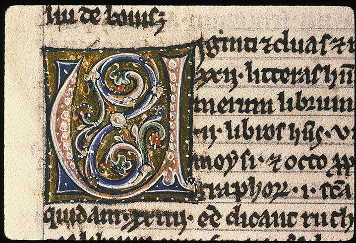 Paris, Bibl. Sainte-Geneviève, ms. 0047, f. 001v