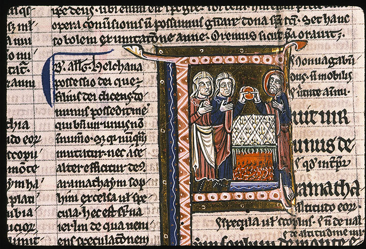 Paris, Bibl. Sainte-Geneviève, ms. 0047, f. 002v