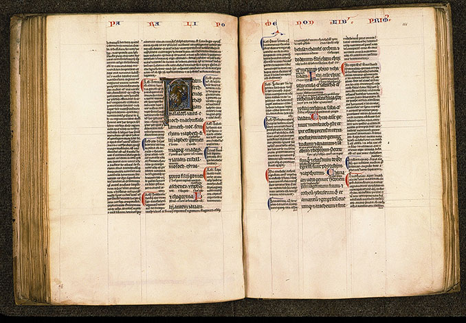 Paris, Bibl. Sainte-Geneviève, ms. 0047, f. 165v-166