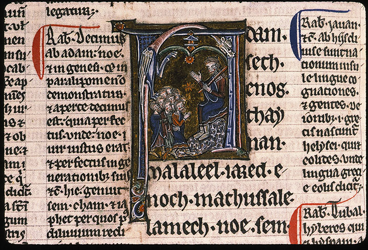 Paris, Bibl. Sainte-Geneviève, ms. 0047, f. 165v