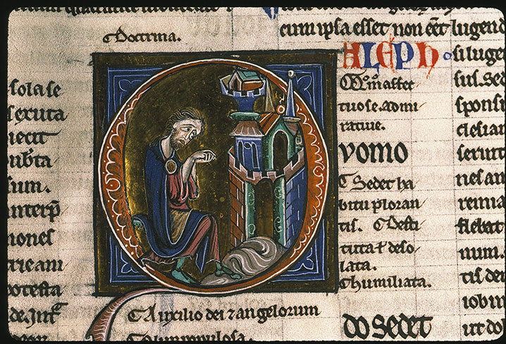 Paris, Bibl. Sainte-Geneviève, ms. 0048, f. 180