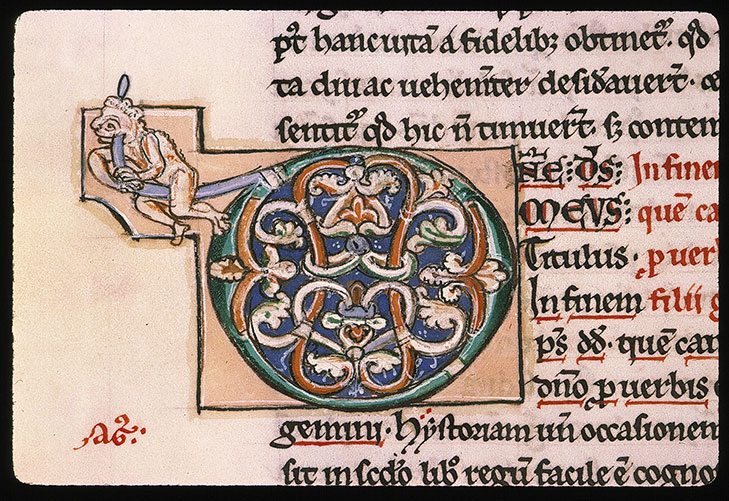 Paris, Bibl. Sainte-Geneviève, ms. 0056, f. 012v