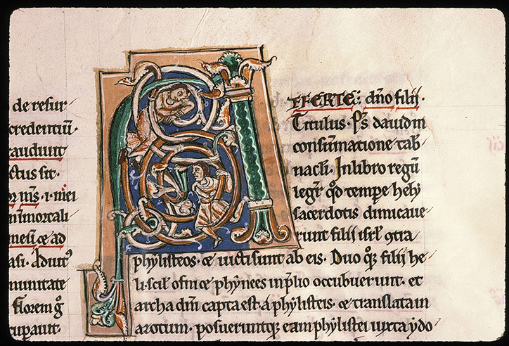 Paris, Bibl. Sainte-Geneviève, ms. 0056, f. 048