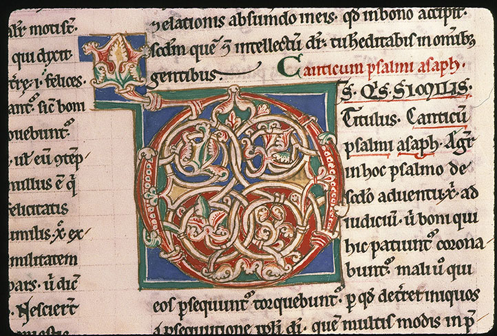 Paris, Bibl. Sainte-Geneviève, ms. 0056, f. 145
