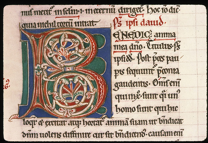 Paris, Bibl. Sainte-Geneviève, ms. 0056, f. 170