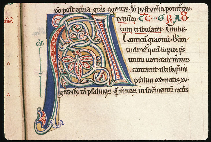 Paris, Bibl. Sainte-Geneviève, ms. 0056, f. 211