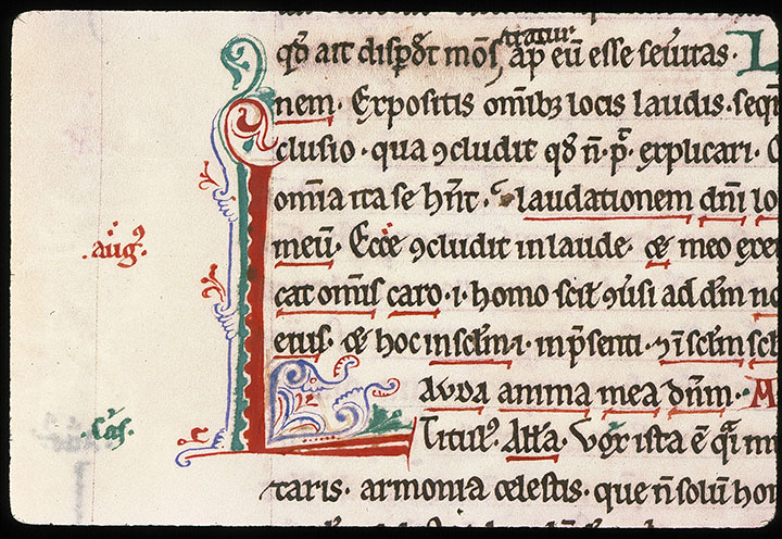 Paris, Bibl. Sainte-Geneviève, ms. 0056, f. 235v