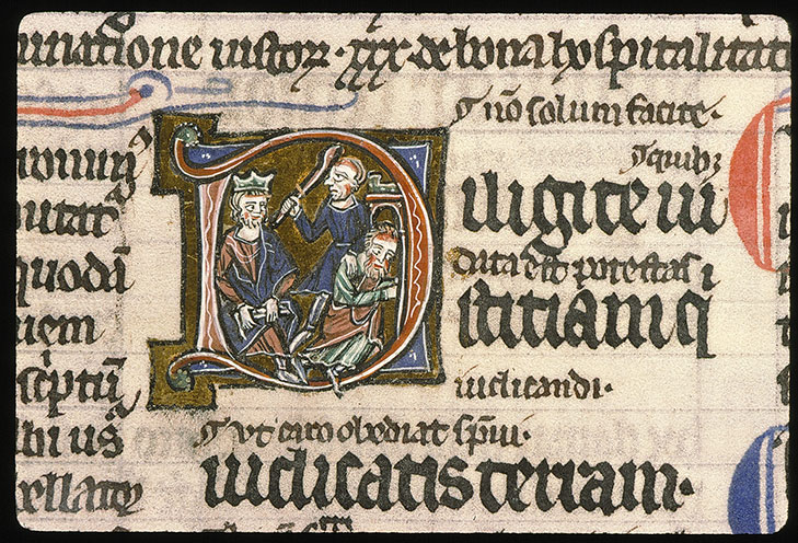 Paris, Bibl. Sainte-Geneviève, ms. 0060, f. 094v