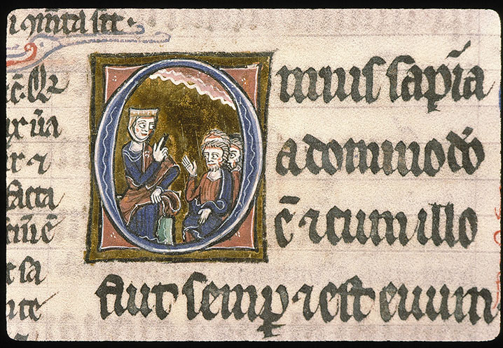 Paris, Bibl. Sainte-Geneviève, ms. 0060, f. 122