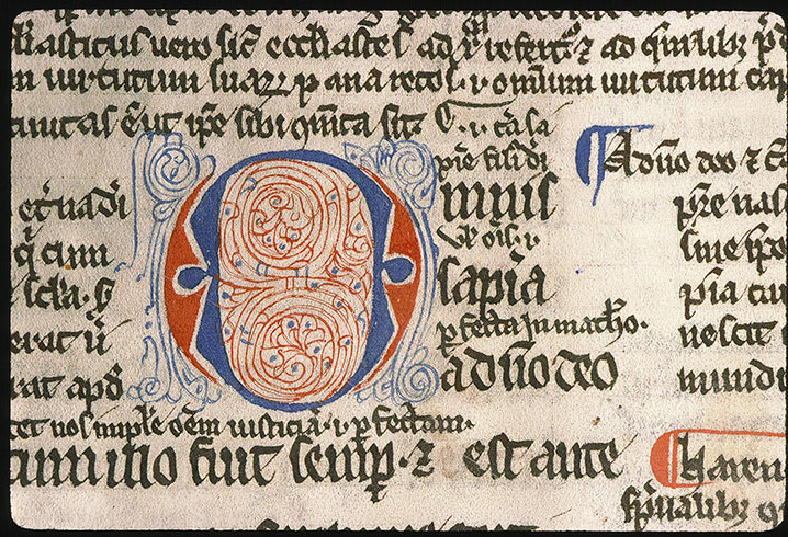 Paris, Bibl. Sainte-Geneviève, ms. 0061, f. 084