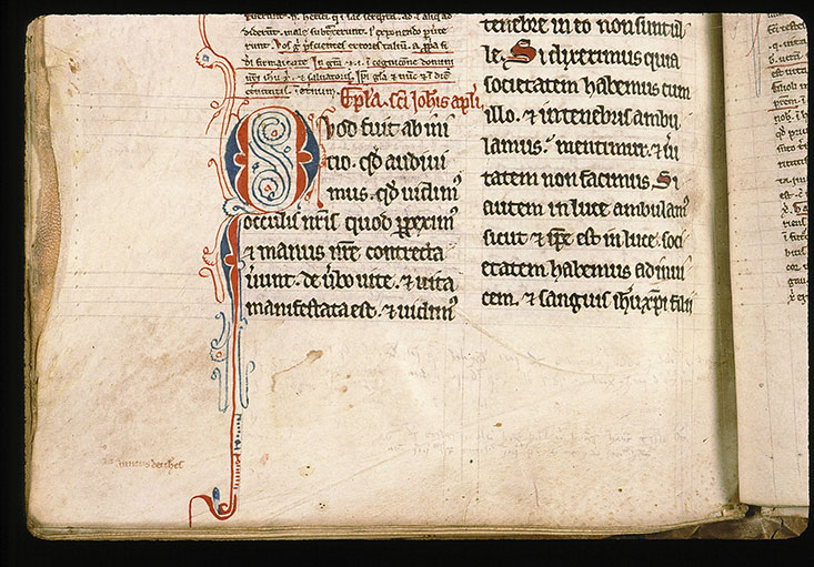 Paris, Bibl. Sainte-Geneviève, ms. 0065, f. 108v