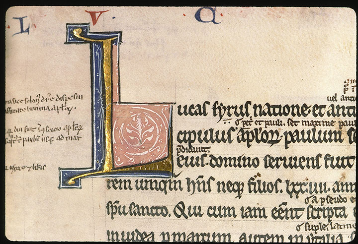 Paris, Bibl. Sainte-Geneviève, ms. 0072, f. 116
