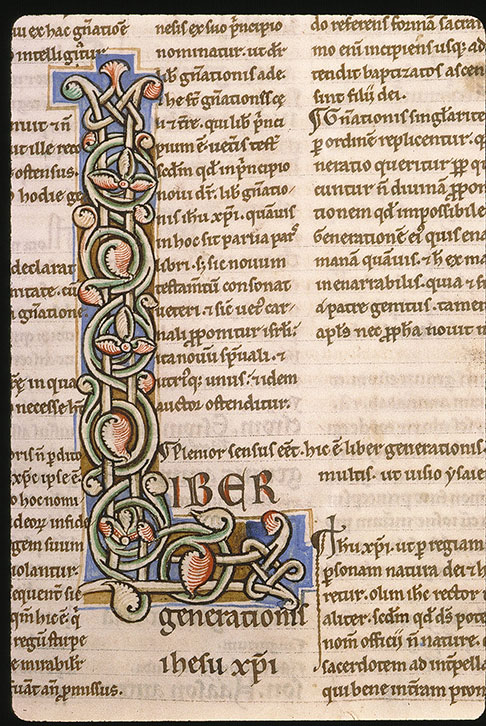 Paris, Bibl. Sainte-Geneviève, ms. 0073, f. 007