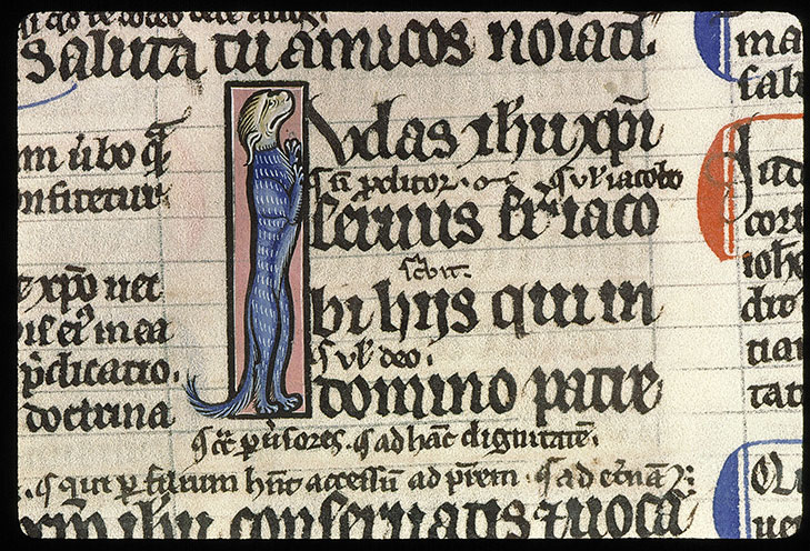 Paris, Bibl. Sainte-Geneviève, ms. 0075, f. 098