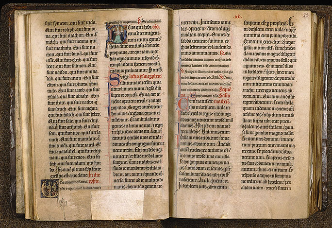 Paris, Bibl. Sainte-Geneviève, ms. 0090, f. 021v-022