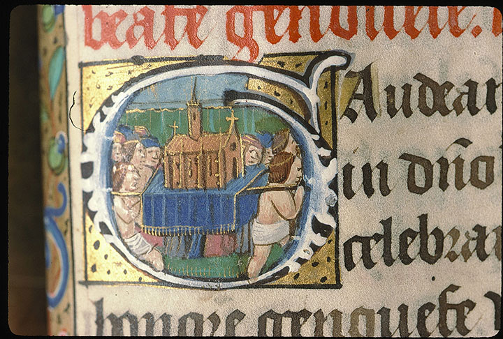 Paris, Bibl. Sainte-Geneviève, ms. 0090, f. 282