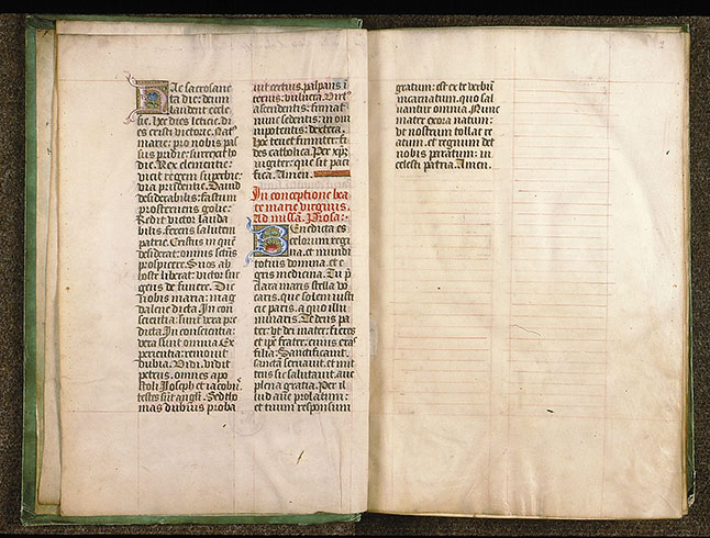 Paris, Bibl. Sainte-Geneviève, ms. 0091, f. 001v-002