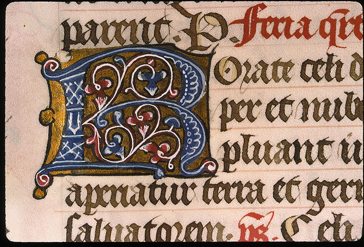 Paris, Bibl. Sainte-Geneviève, ms. 0091, f. 014