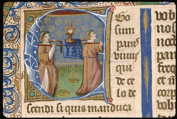 Paris, Bibl. Sainte-Geneviève, ms. 0091, f. 111v