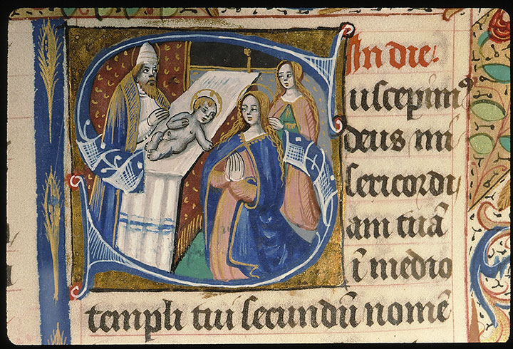 Paris, Bibl. Sainte-Geneviève, ms. 0091, f. 128