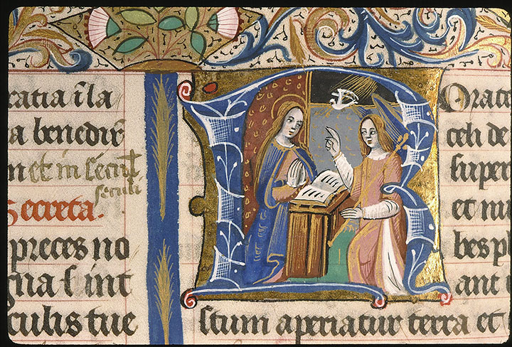 Paris, Bibl. Sainte-Geneviève, ms. 0091, f. 129v