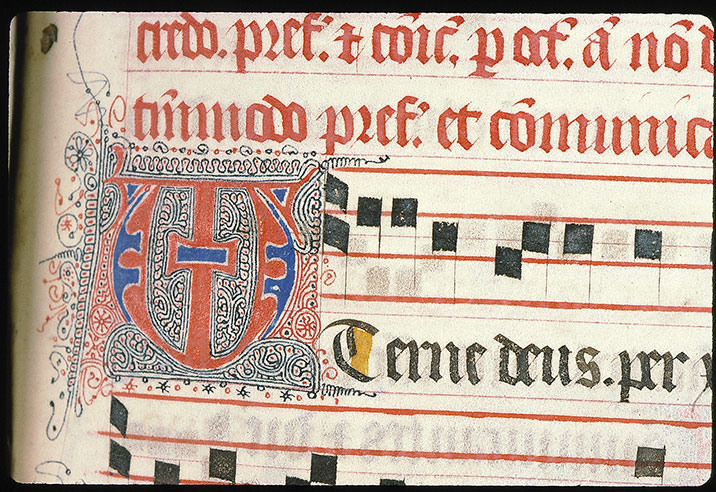 Paris, Bibl. Sainte-Geneviève, ms. 0094, f. 174