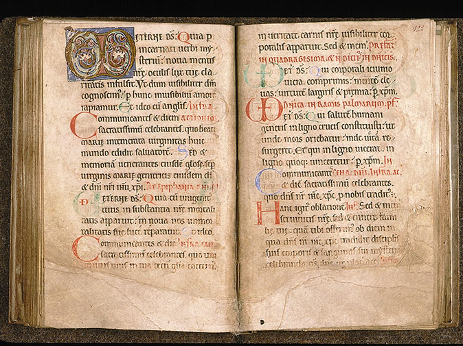Paris, Bibl. Sainte-Geneviève, ms. 0096, f. 121v-122