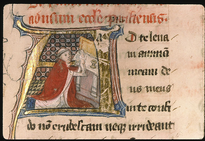 Paris, Bibl. Sainte-Geneviève, ms. 0097, f. 007