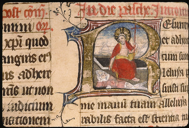 Paris, Bibl. Sainte-Geneviève, ms. 0097, f. 140v