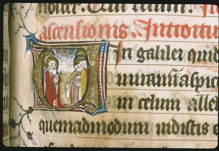 Paris, Bibl. Sainte-Geneviève, ms. 0097, f. 157