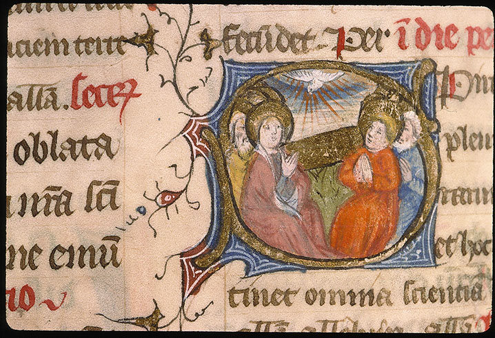 Paris, Bibl. Sainte-Geneviève, ms. 0097, f. 161v