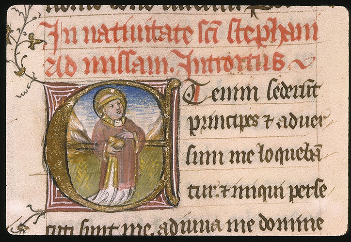Paris, Bibl. Sainte-Geneviève, ms. 0097, f. 194