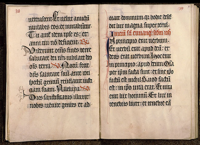 Paris, Bibl. Sainte-Geneviève, ms. 0098, f. 008v-009